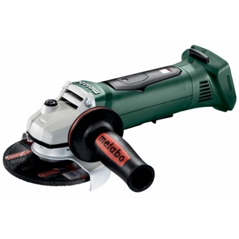Metabo WP 18 LTX 125 Body - DDMS Accu haakse slijper | 125 mm | 18 Volt Li-Ion | Body