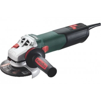 Metabo W 12-125 Quick Haakse slijper | 125 mm | 1250 Watt | Quick