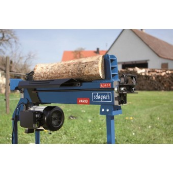 scheppach hl650 houtklover 6 t 2200 w 220 bar 50 250 mm toolsxl online gereedschap shop. Black Bedroom Furniture Sets. Home Design Ideas