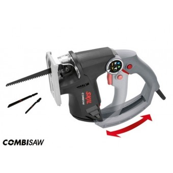 Skil 4600 AA Decoupeerzaag | Combisaw | 18 mm | 400 W | +Accesoires