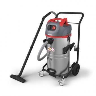 Starmix NSG uClean ARDL-1455 EHP Stofzuiger NSG uClean | Bouwzuiger | 1400 W | RVS | 55 Ltr