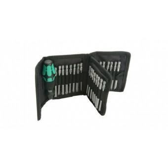 wera kraftform kompakt 62 schroevendraaierset greep bits vouwetui 33 dlg toolsxl online. Black Bedroom Furniture Sets. Home Design Ideas